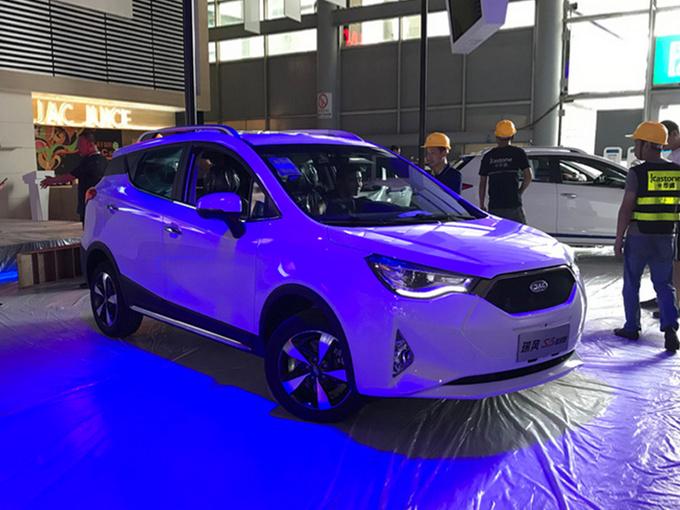 江淮瑞风S3欧洲版正式开卖 售6.0万-9.0万元-图1