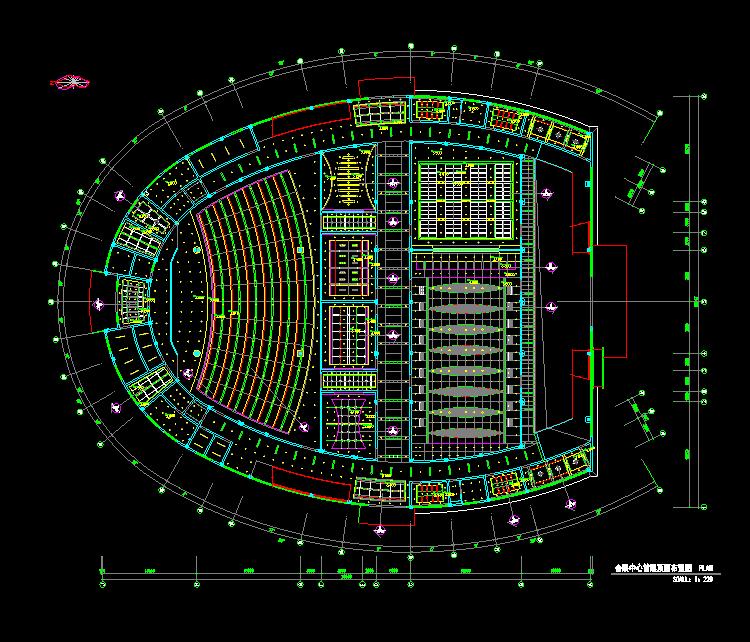 室内设计CAD图集,百万绘图绘图套筒素材,拿去cad大全标注图片