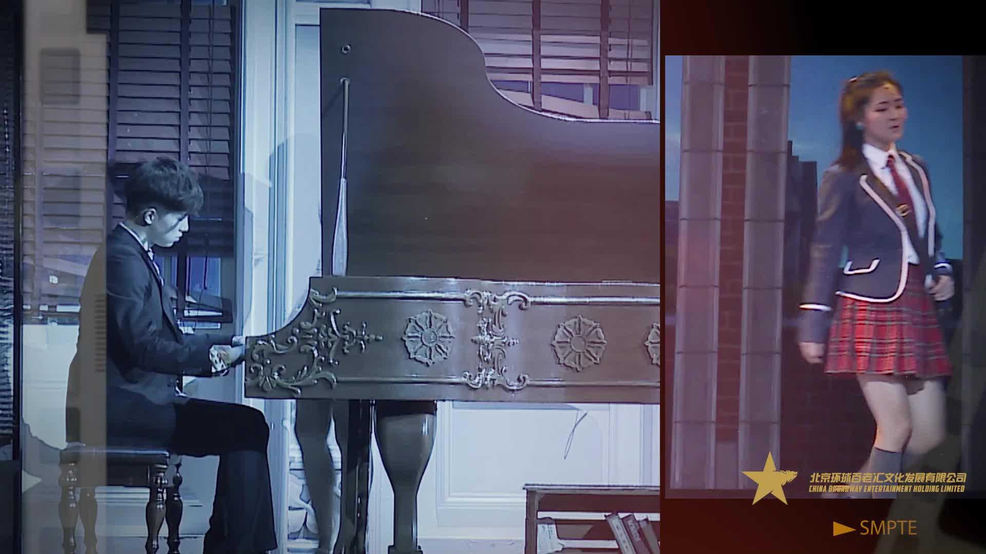音乐剧《不能说的秘密》宣传片