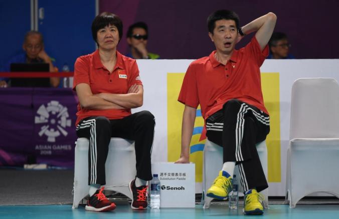中国女排诞生5位新冠军!3人国家队首冠 李盈莹征服亚洲