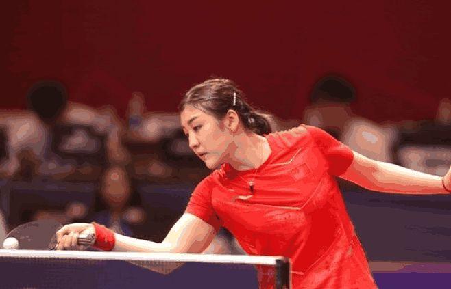 超级逆转!国乒小魔王连扳3局 4-3击败陈梦夺女单金牌