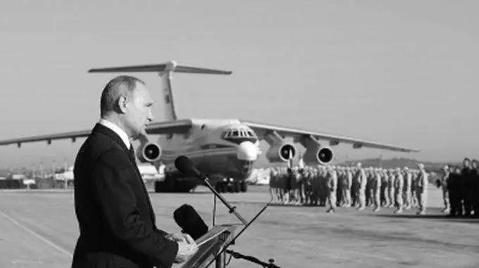 """深度丨美国对叙利亚新一轮军事打击""""箭在弦上"""""""