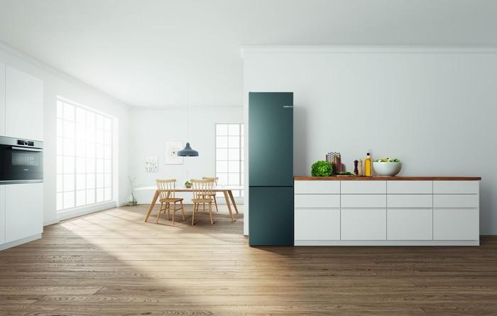 博世在IFA 2018展示24款不同颜色的冰箱有什么不同?