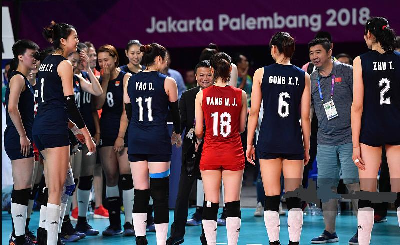 24比0!中国女排重夺亚运冠军,马云答应清空队员的购物车