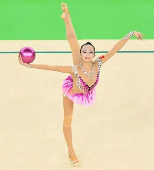 亚运中国代表团五大美女:兼具颜值和实力 都有出道潜质