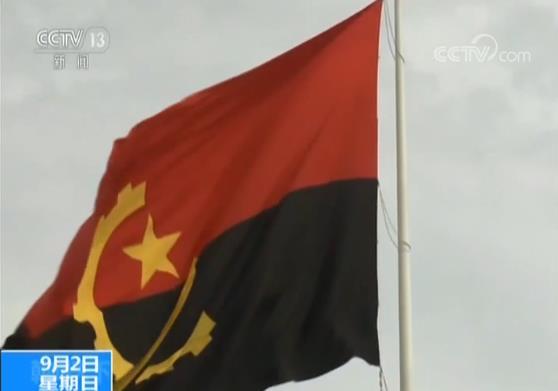 """安哥拉总统:""""一带一路""""为安哥拉发展带来机遇"""