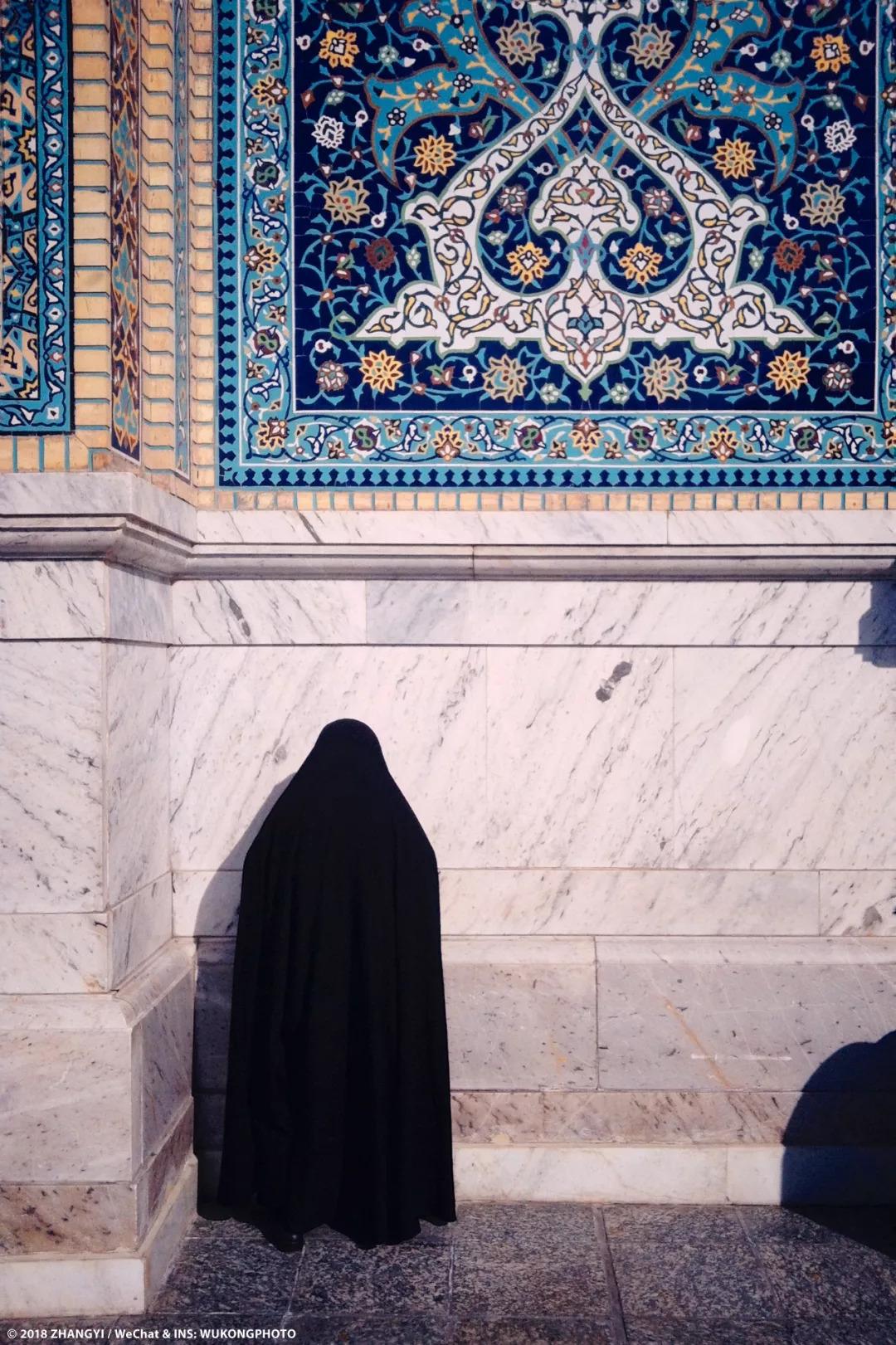 伊朗 | 在马什哈德的站台上
