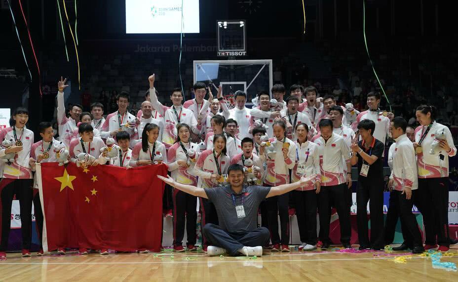 三大球四年前零金今贡献3金 男女篮女排回亚洲之巅