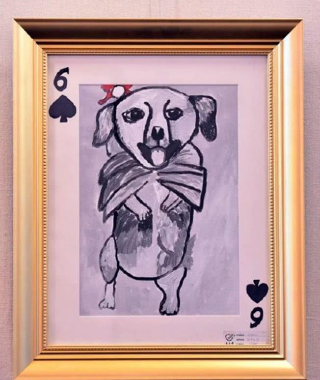王诗龄进入名人画家堂,8岁的她一幅画作能叫出12万的高价