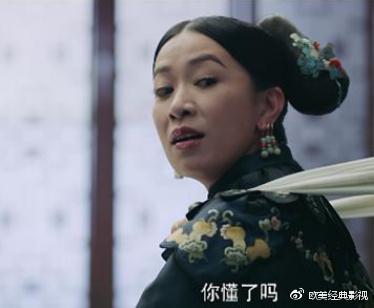 娴妃变身紫禁城发型总监,网友:佘诗曼的高情商,吴谨言图片