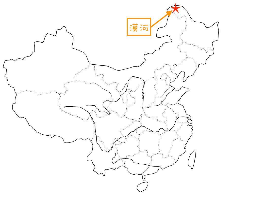 地图 简笔画 手绘 线稿 1080_810
