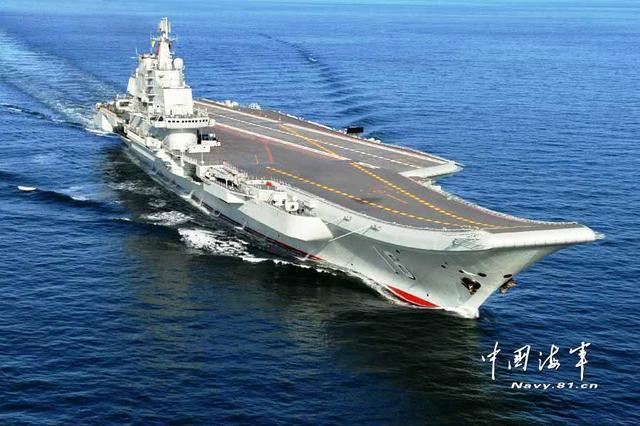 """国产航母二试航为何带这些""""战机"""",这项战力已具备"""