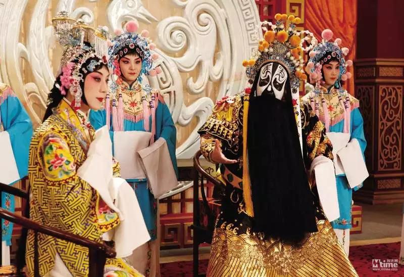 京剧电影迎来大规模院线发行,《曹操与杨修》的底气何在?