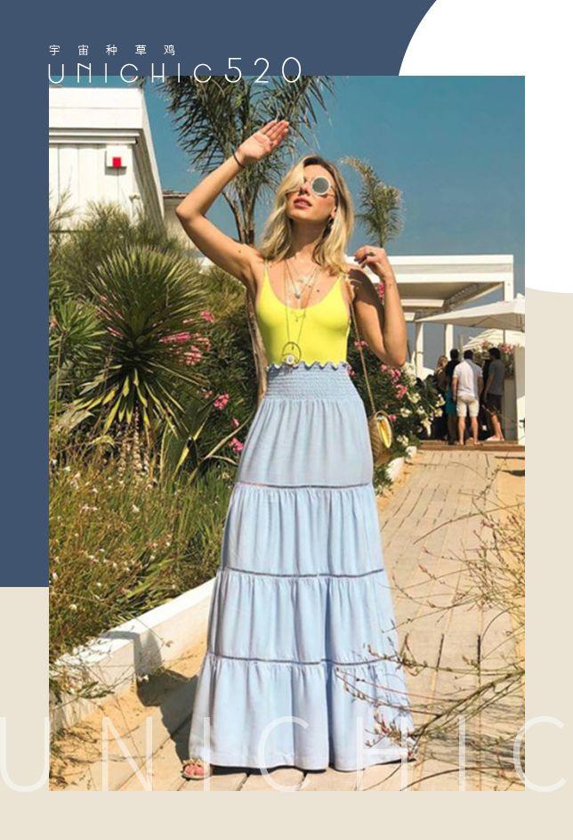 时尚衣服这些超好看的时尚博主同款时尚芭莎穿