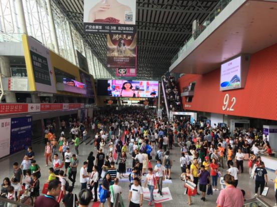 小肤科技亮相广州国际美博会,开启AI肌肤测试新时代!