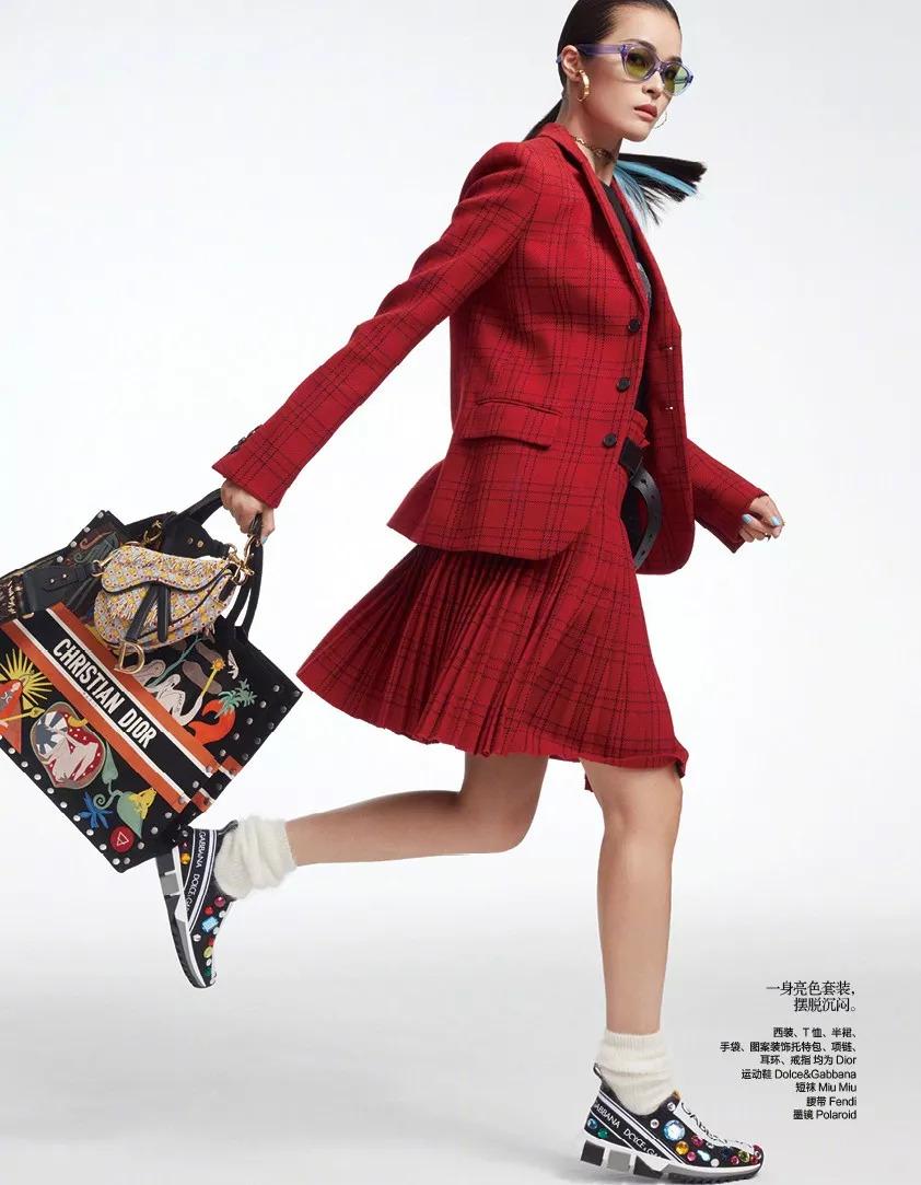 职场女性必备的套装裙,这个秋天你应该穿这一件_凤凰图片