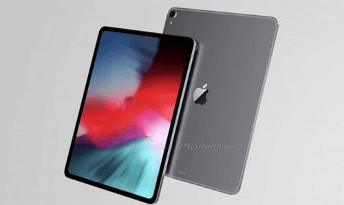 苹果发布新产品新一代iPad Pro设备打破以往苹果设计风格