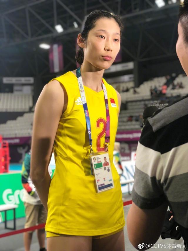 外媒评亚运女排最佳阵:朱婷MVP 丁霞李盈莹入选