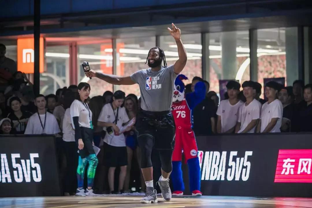 草根球队参与,精英赛事呈现:NBA中国的夏日攻略