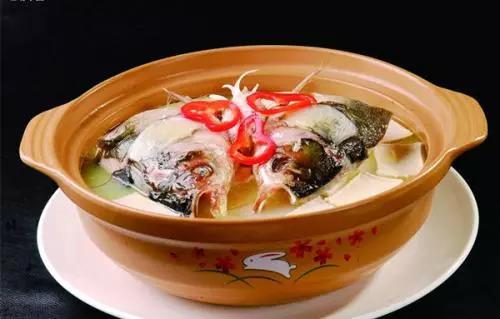 v食谱食谱:烤箱食谱老式豆腐鱼头图片