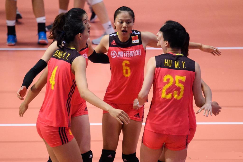 瑞士赛中国女排完胜东道主,3名奥运冠军压阵夺开门红
