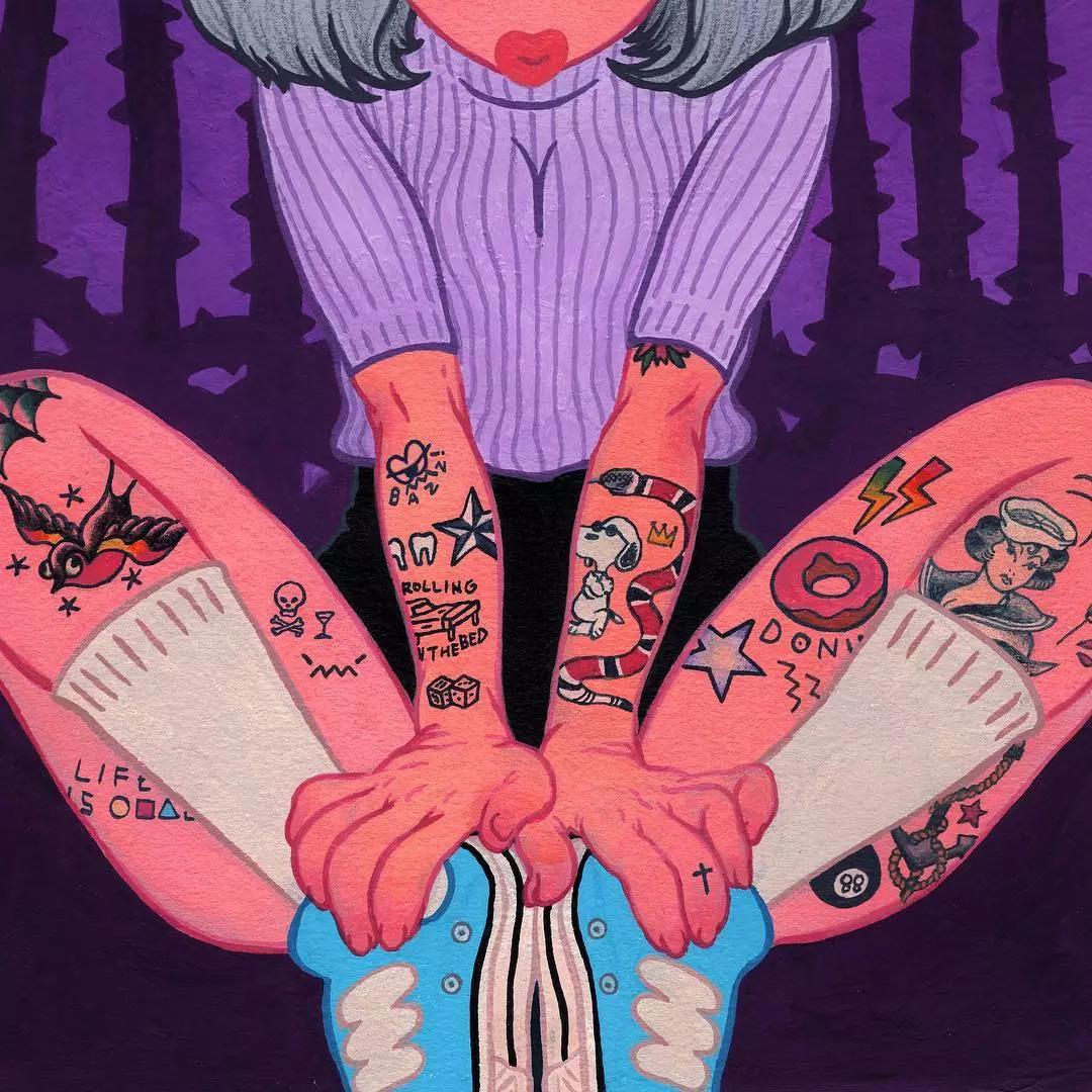 漫画|大胆好色的帅哥壁纸,居然是个韩国潮流腿恋耽美漫画图片