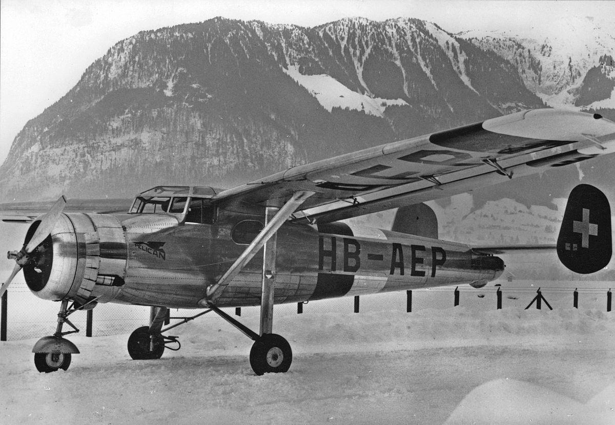 万万没想到 美军最新涡桨攻击机竟来自瑞士
