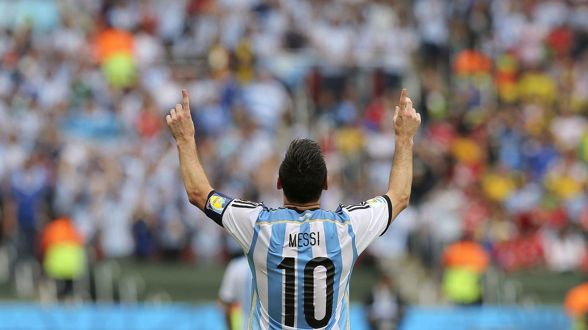 阿根廷队10号球衣将暂时封存,梅西之后无人敢穿!