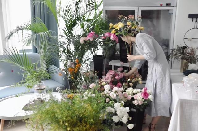 房是租来的,花是自己的
