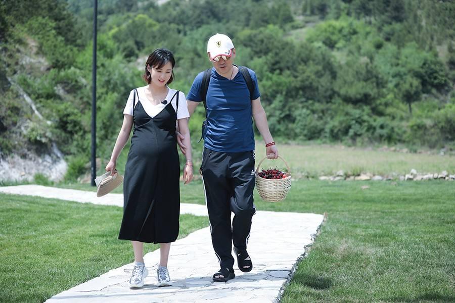陈意涵怀孕4个月跑步8公里,网友:难怪女明星怀孕只胖肚子
