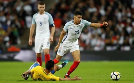 英格兰U21主帅:为索兰克的前景感到担忧
