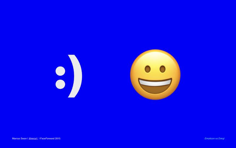 第一款全球通用语言不是英语,而是 Emoji 表情