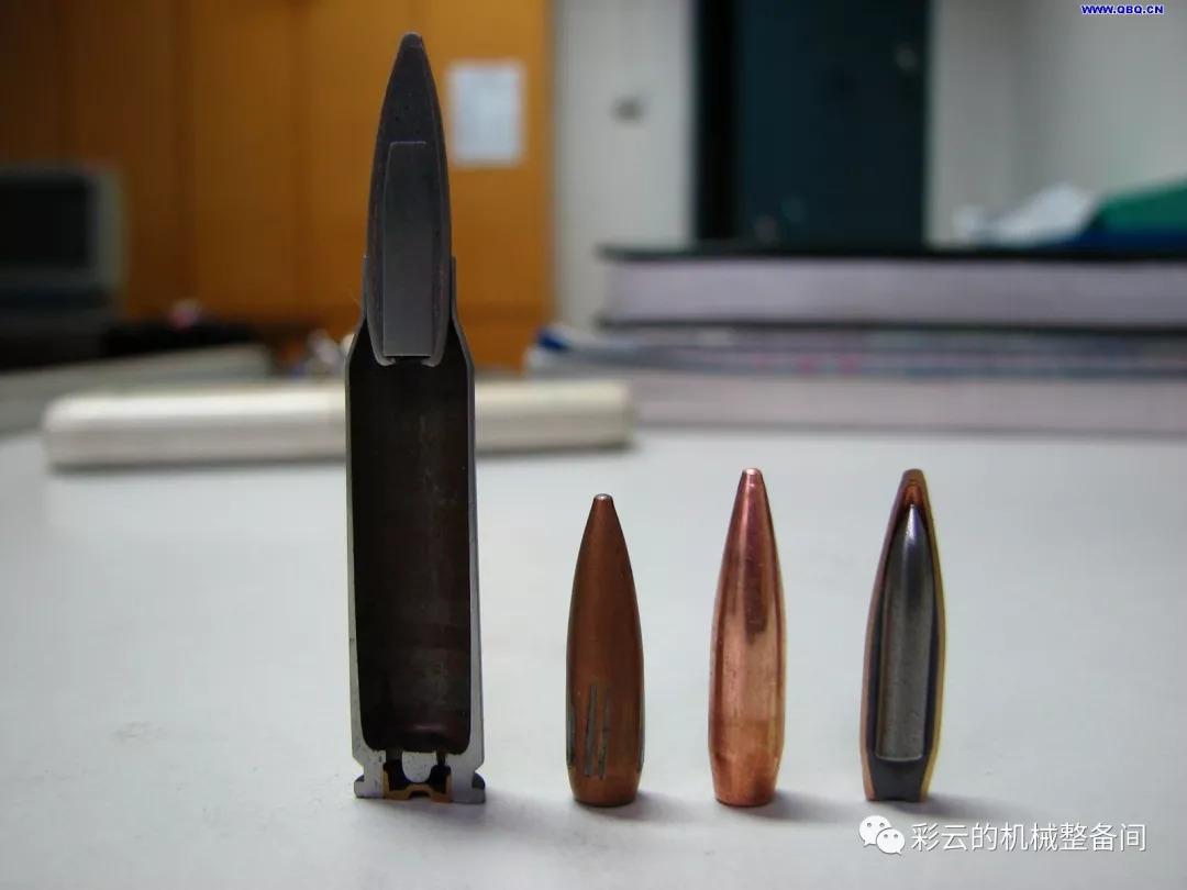 神器還是垃圾?說說95步槍用的5.8x42mm子彈