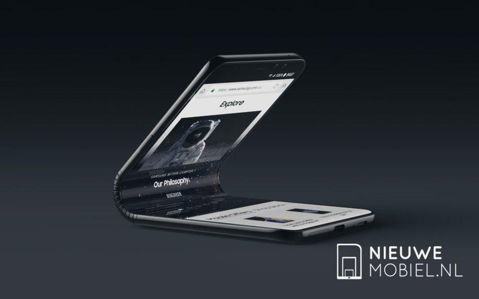 三星可折叠屏手机设计更多细节披露,或在今年11月发布