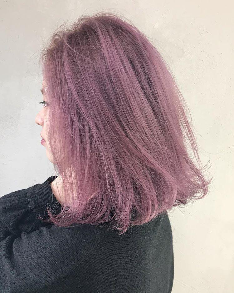 2018最火的中长头发_中长头发发型