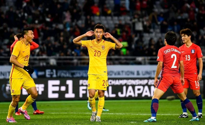 中国足球输掉未来!阵中U23仅1人 对手多达17人