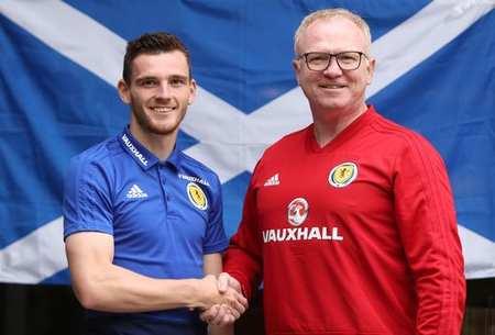 名宿:罗伯逊是苏格兰新队长的绝佳人选