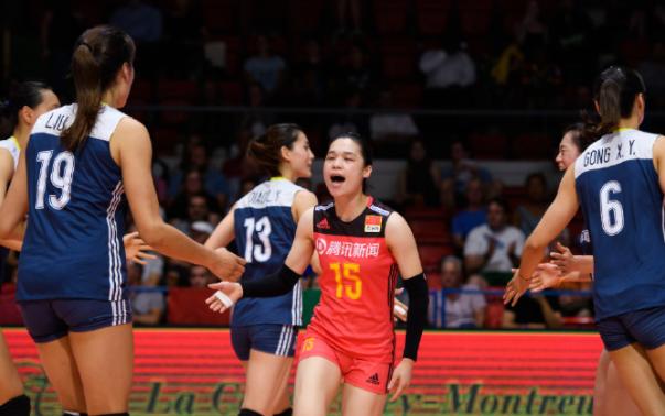 10胜12负!中国女排世锦赛前国际赛成绩单出炉,宛如一支二流队