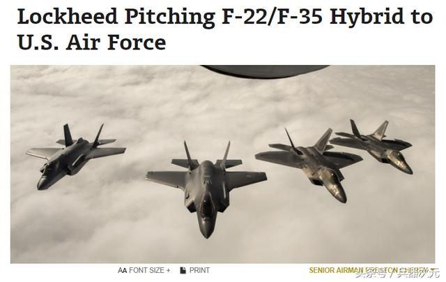 美国打造魔改版F22 只因中国歼20太强大