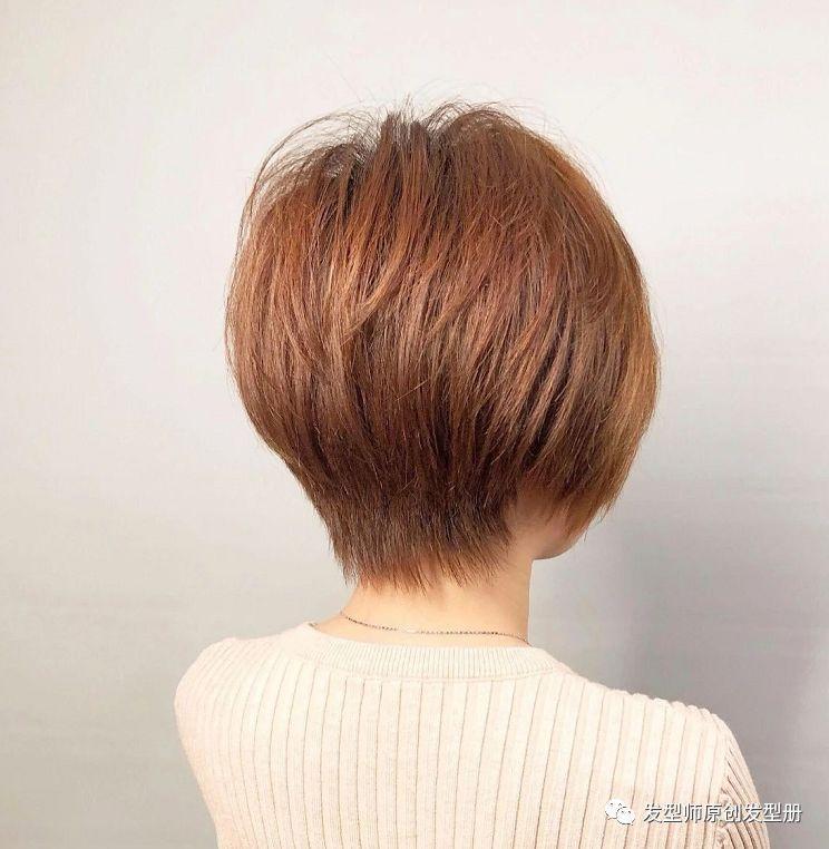 有时候长发并不适合你,有时候短发也不一定适合你,适合自己才是最好的