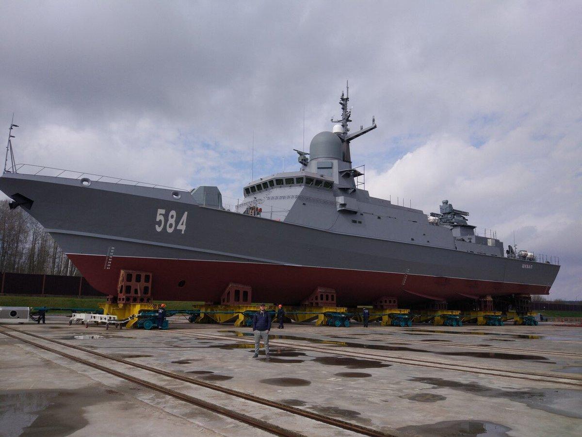俄战舰再次选用中国动力 俄厂商产品不行还不服