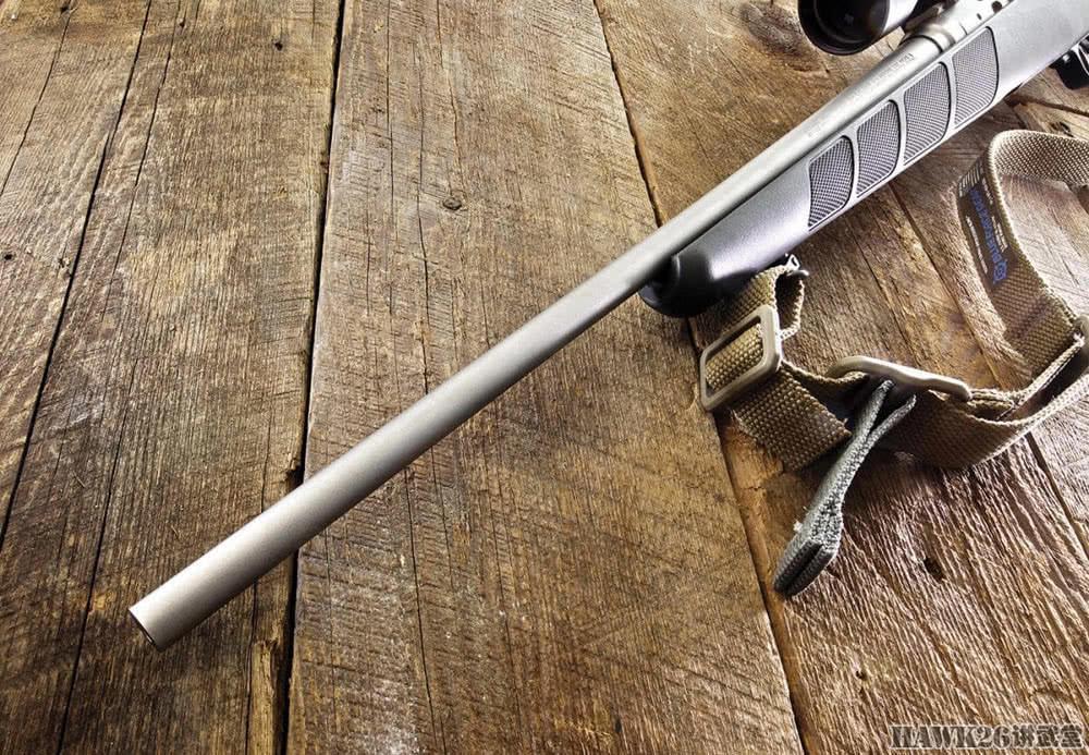 如何做一支猎人喜欢的步枪?看看萨维奇16/116