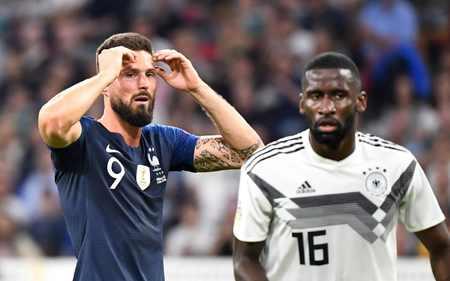 吉鲁:法国队不能骄傲,阿雷奥拉是洛里接班人