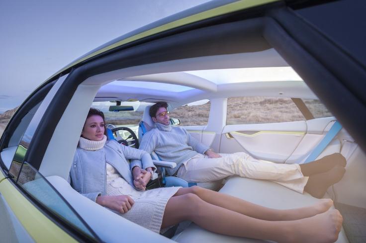 5亿美刀玩无人驾驶,压力山大不?丰田联手Uber或成车坛风向标!