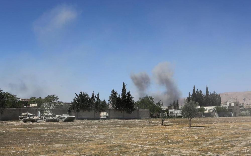美国怂了?美高官否认叙利亚化武危机:不会动武