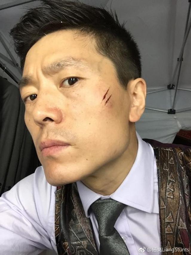 """《碟中谍6》华裔打星以一敌二 被赞""""厕所猛男"""""""