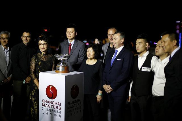 上海大师赛外卡选手首轮签位揭晓 奥沙利当导师