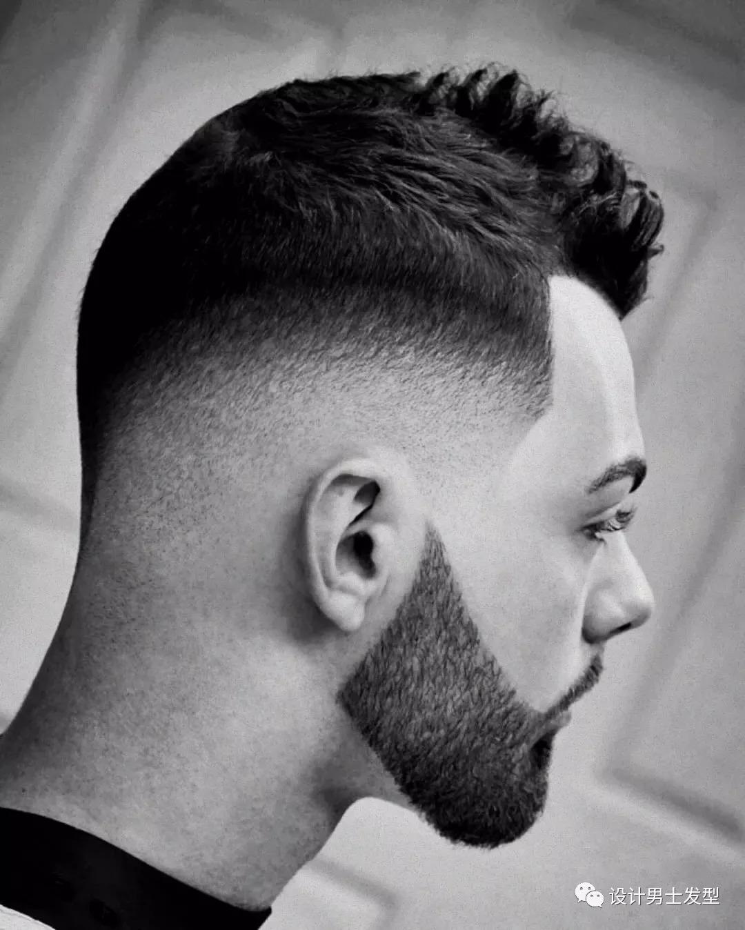欧美发型_欧美风男士发型