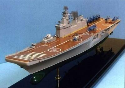 中国战舰集体展出刺激俄厂 称要造小平顶出口