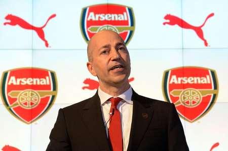 罗马体育报:米兰将会放弃聘请阿森纳CEO加齐迪斯
